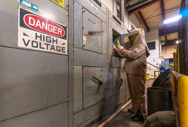 Industrial Electrical Repair